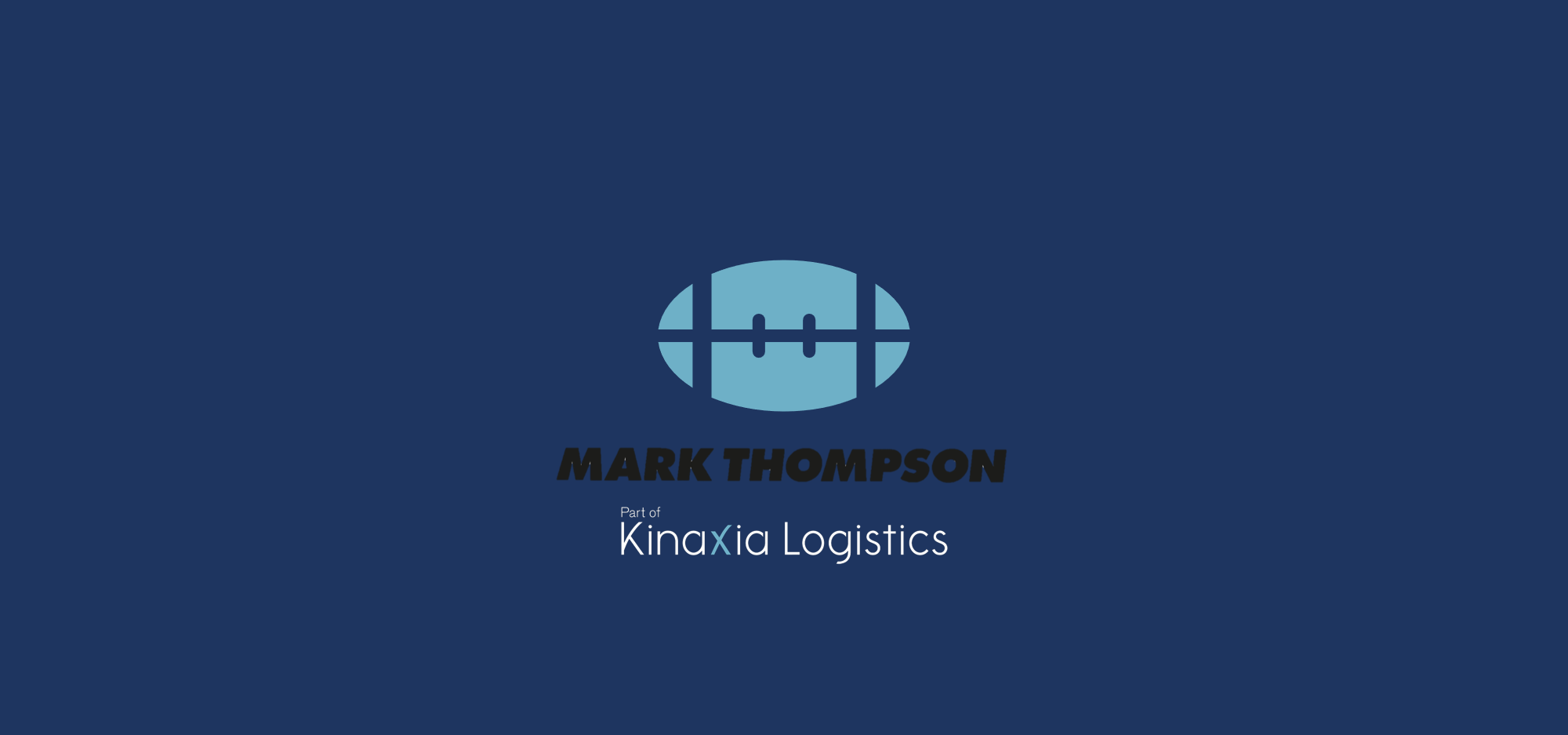 Mark Thompson Transport Sponsor St Helens Rugby League team