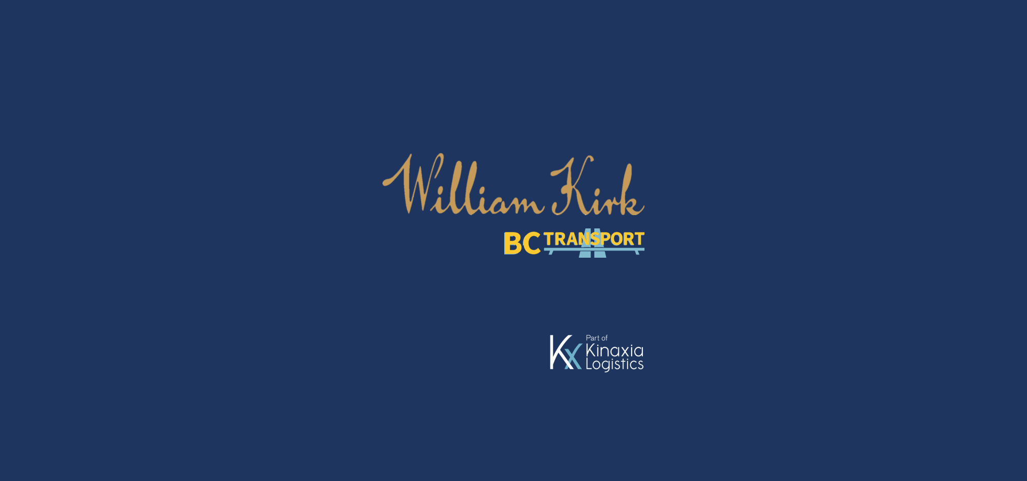 Merger of BC Transport and William Kirk